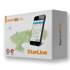 BARBUS. StarLine М15 GPS-ГЛОНАСС
